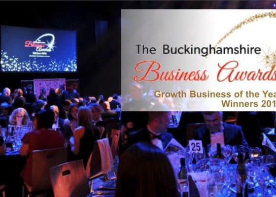 Buckinghamshire Business Awards Winners - Gartec Growth Company of the Year