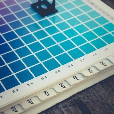 BIM - Colour charts in workflow