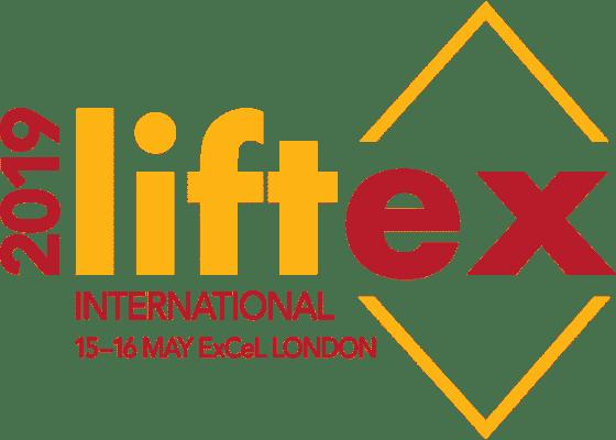 Gartec Lifts - LIFTEX 2019 Logo