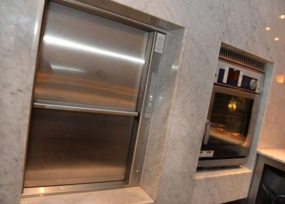 Gartec Lifts - Dumb Waiter Service Lift in Marble